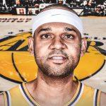 Lakers Jared Dudley reacciona a la expulsión vs. Magic después de una gran escaramuza