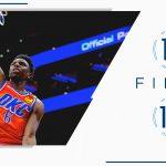 Philadelphia 76ers 120 Oklahoma City Thunder 113