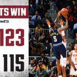 Denver Nuggets vs. Atlanta Hawks